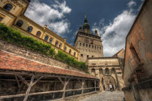 Day trip to Sighisoara